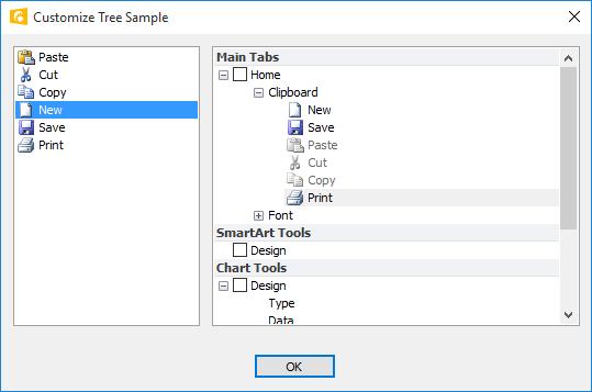 Controls Examples | Codejock