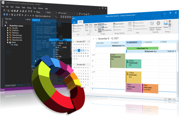 Suite Pro for Active-X COM | Codejock